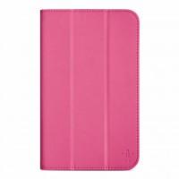 Чехол для планшета Belkin 7 GalaxyTab3 Tri-Fold Cover Stand/pink (F7P120vfC02)
