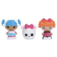 Кукла Lalaloopsy Снежинка и Умница Отличница (2 куклы, питомец) (531531)