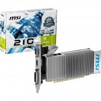 Видеокарта GeForce 210 512Mb TC-1Gb MSI (N210-TC1GD3H/LP)
