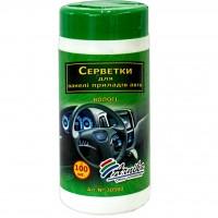 Салфетки Arnika for car tub-100pcs (30500)