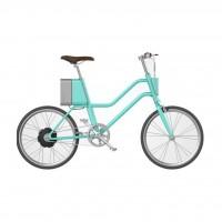 Электровелосипед Xiaomi Yunbike C1 Women Green (C1-WOMEN-GREEN)