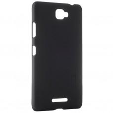 Чехол для моб. телефона NILLKIN для Lenovo S856 - Super Frosted Shield (Черный) (6184773)