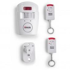 Комплект охранной сигнализации ALFA Siren