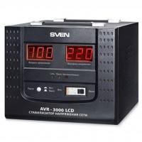 Стабилизатор SVEN AVR-3000 LCD
