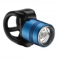 Фонарь велосипедный Lezyne LED FEMTO DRIVE FRONT голубой (4712805 978410)