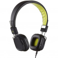 Наушники KitSound KS Clash On-Ear Headphones with In-line Mic (Black) (KSCLABK)