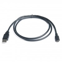 Дата кабель USB 2.0 AM to Micro 5P 0.5m REAL-EL (EL123500001)