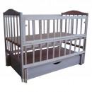 Кроватка Sofia Eco S-5 120/60 (13305)