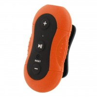mp3 плеер Qumo QUMO Float 4GB Orange (QUMO FLOAT 4GB orange)