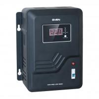 Стабилизатор SVEN AVR PRO 5000 LCD