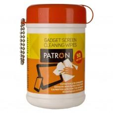 Салфетки PATRON для PDA/TFT/LCD/LED/Plasma 50шт (F4-005)