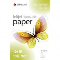 Бумага PrintPro 10x15 (PME1901004R)