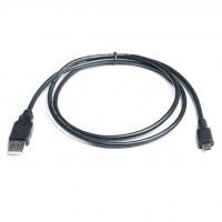 Дата кабель USB 2.0 AM to Micro 5P 1.0m REAL-EL (EL123500003)
