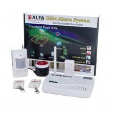 Комплект охранной сигнализации ALFA 602D