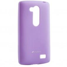Чехол для моб. телефона Melkco для LG L70+ Fino/D295 Poly Jacket TPU Purple (6184725)