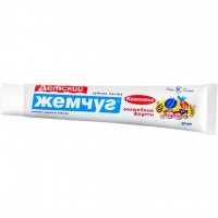 Зубная паста Новый Жемчуг Волшебные фрукты 50 мл (4600697171074)