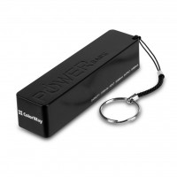 Батарея универсальная ColorWay 2200 mAh Black (CW-PB022LIA1BK)