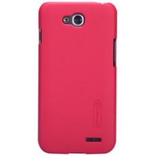 Чехол для моб. телефона NILLKIN для LG L90/D410 /Super Frosted Shield/Red (6164338)