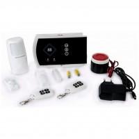 Комплект охранной сигнализации ALFA G10A White