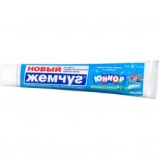 Зубная паста Новый Жемчуг Юниор Яблоко и мята 50 мл (4600697171081)