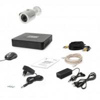 Комплект видеонаблюдения Tecsar AHD 1OUT + HDD 1TB (6966)
