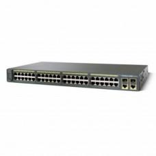 Коммутатор сетевой Cisco WS-C2960-48TC-L