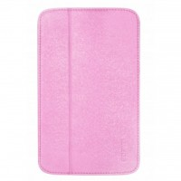 Чехол для планшета ODOYO Galaxy TabTAB3 8.0 /GLITZ COAT FOLIO ANGEL PINK (PH623PK)