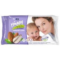 Влажные салфетки Bella Baby Happy Natural Care 56 шт (5900516421045)