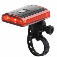 Фонарь велосипедный XLC CL-R19 Titania, USB (2500218902)