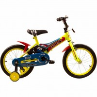"Детский велосипед Premier Pilot 16"" Yellow (13906)"