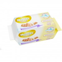 Влажные салфетки Huggies Ultra Elite Soft 64 х 2 шт (5029053534749)