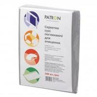 Салфетки PATRON for technique 100pcs (F5-013)