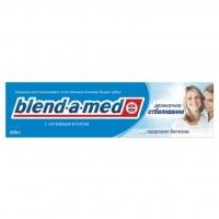 Зубная паста Blend-A-Med Анти-кариес Деликатное отбеливание 100 мл (5011321569935)