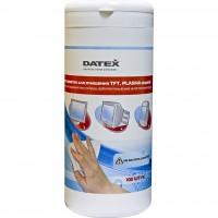 Салфетки for TFT/PDA/LCD tub-100-pack DATEX (5855R)