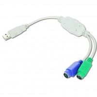 Конвертор USB to PS/2 GEMBIRD (UAPS12)