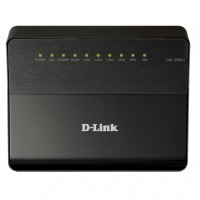 Модем D-Link DSL-2650U/RA/U1A