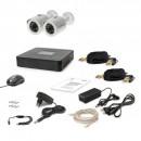 Комплект видеонаблюдения Tecsar AHD 2OUT + HDD 500GB (6754)