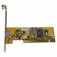 Контроллер PCI to Firewire ASUS (PCI-1394-V)