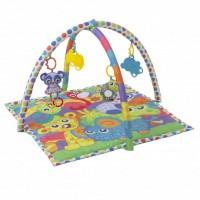 Детский коврик Playgro Друзья-животные (0185477)
