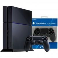 Игровая консоль SONY PlayStation 4 1TB (CUH-1208) + 2 Dualshock 4 (200621)