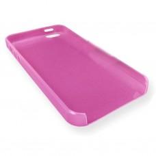 Чехол для моб. телефона GLOBAL для iPhone 5 (розовый) (1283126446610)