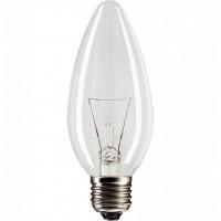 Лампочка PHILIPS E27 60W 230V B35 CL 1CT/10X10F (921501544226)