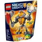 Конструктор LEGO Nexo Knights Боевые доспехи Акселя (70365)