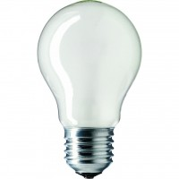Лампочка PHILIPS E27 75W 230V A55 FR 1CT/12X10F Stan (926000004003)