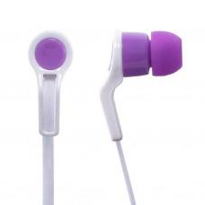 Наушники Gelius GK-200 with mic Violet/White (37490)