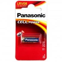Батарейка PANASONIC LRV08 * 1 (альтернативная маркировка A23, MN21) (LRV08L/1BE)