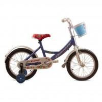 """Детский велосипед Premier Princess 16"""" Blue (13922)"""