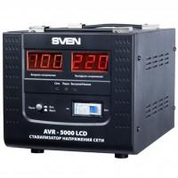 Стабилизатор SVEN AVR-5000 LCD