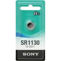 Батарейка SONY SR1130N-PB SONY (SR1130N-PB)