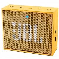 Акустическая система JBL GO Yellow (JBLGOYEL)